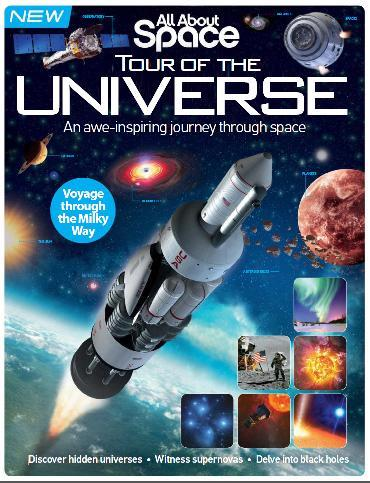 All About Space Tour of the Universe 5th Edition