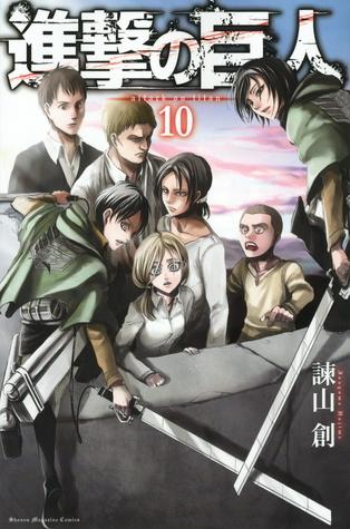 進撃の巨人 10 [Shingeki no Kyojin 10] (Attack on Titan, #10)