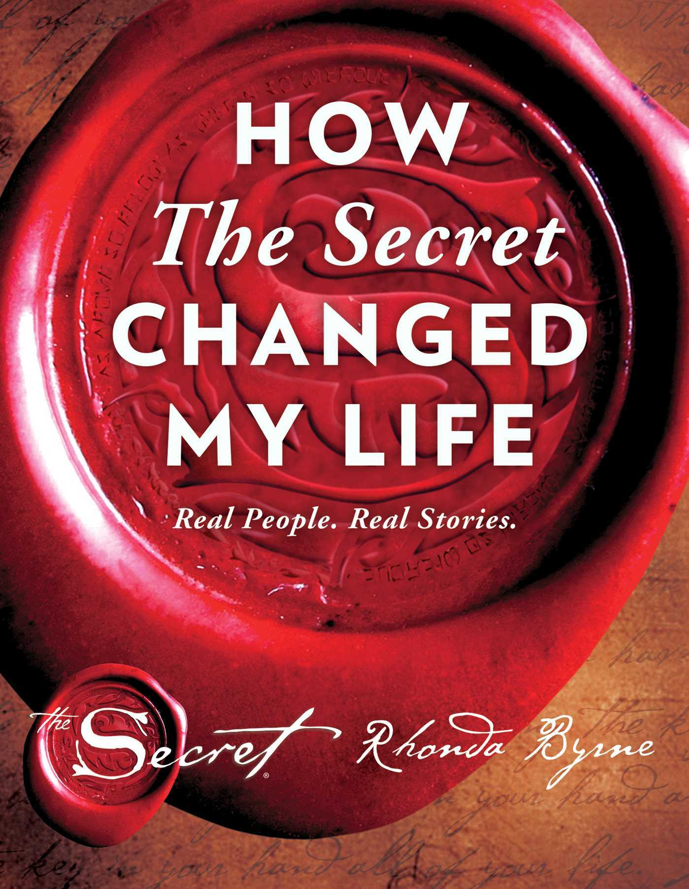 How The Secret Changed My Life- Real