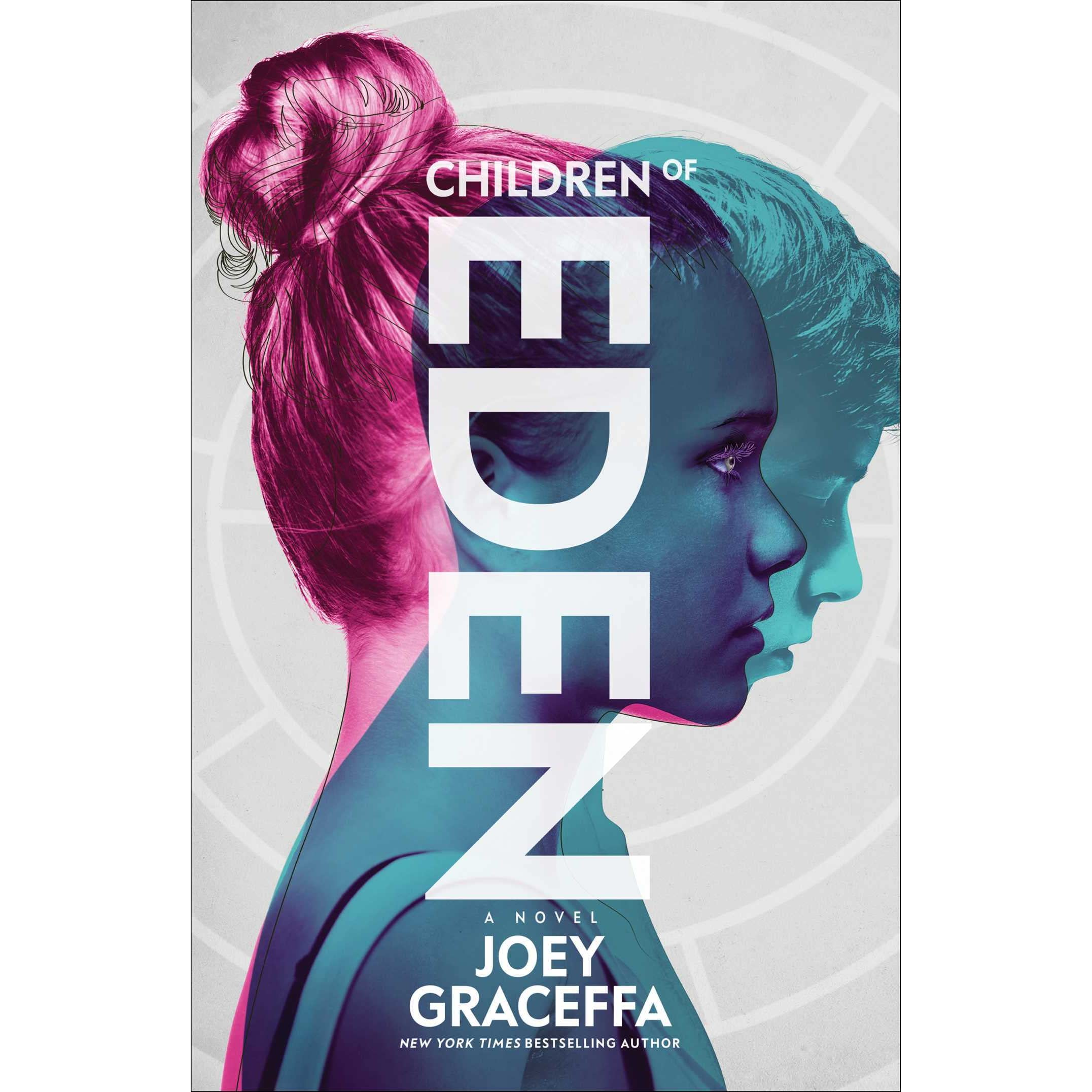 Children Of Eden Book Cover ~ Children of eden by joey graceffa — reviews discussion
