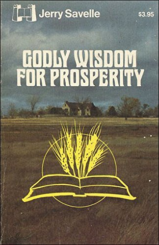 godly wisdom for prosperity