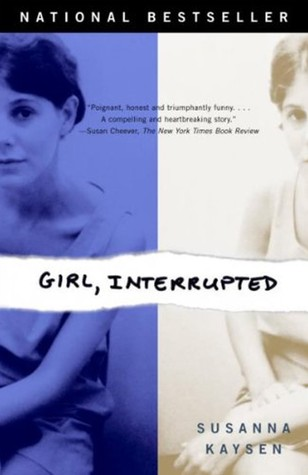 "Book cover of ""Girl, Interrupted"" by Susanna Kaysen"