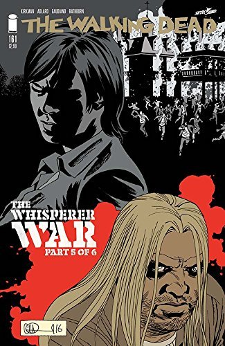 The Walking Dead, Issue #161