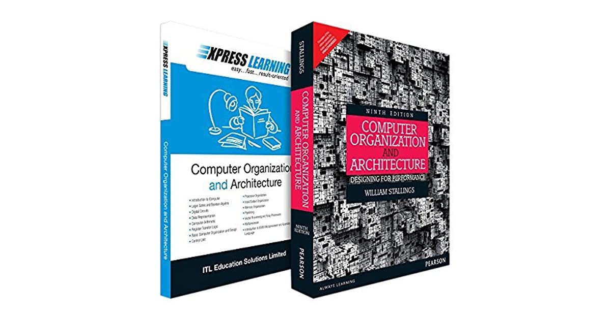Computer Organization And Architecture Bundle By Stallings