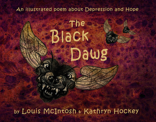 The Black Dawg: An Illustrated Poem About Depression and Hope