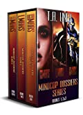 Mindcop Dossiers Boxed Set, Books 1-3