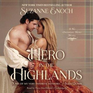 Hero in the Highlands (No Ordinary Hero, #1)