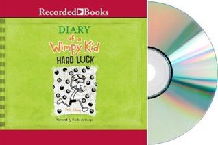 Diary of a Wimpy Kid: Hard Luck Audiobook: By Jeff Kinney HARD LUCK [Unabridged]