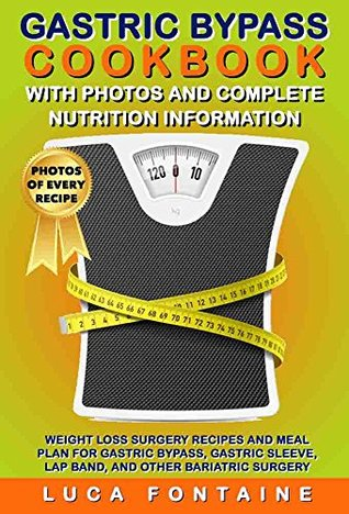 Gastric Bypass Cookbook with Photos and