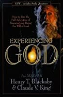 Experiencing God: Knowing and Doing the Will of God, Workbook