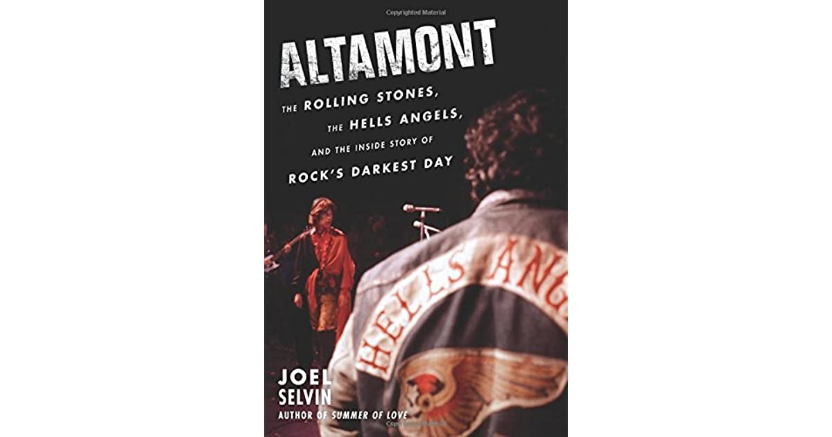 Altamont Concert Poster