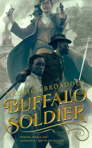 Buffalo Soldier by Maurice Broaddus
