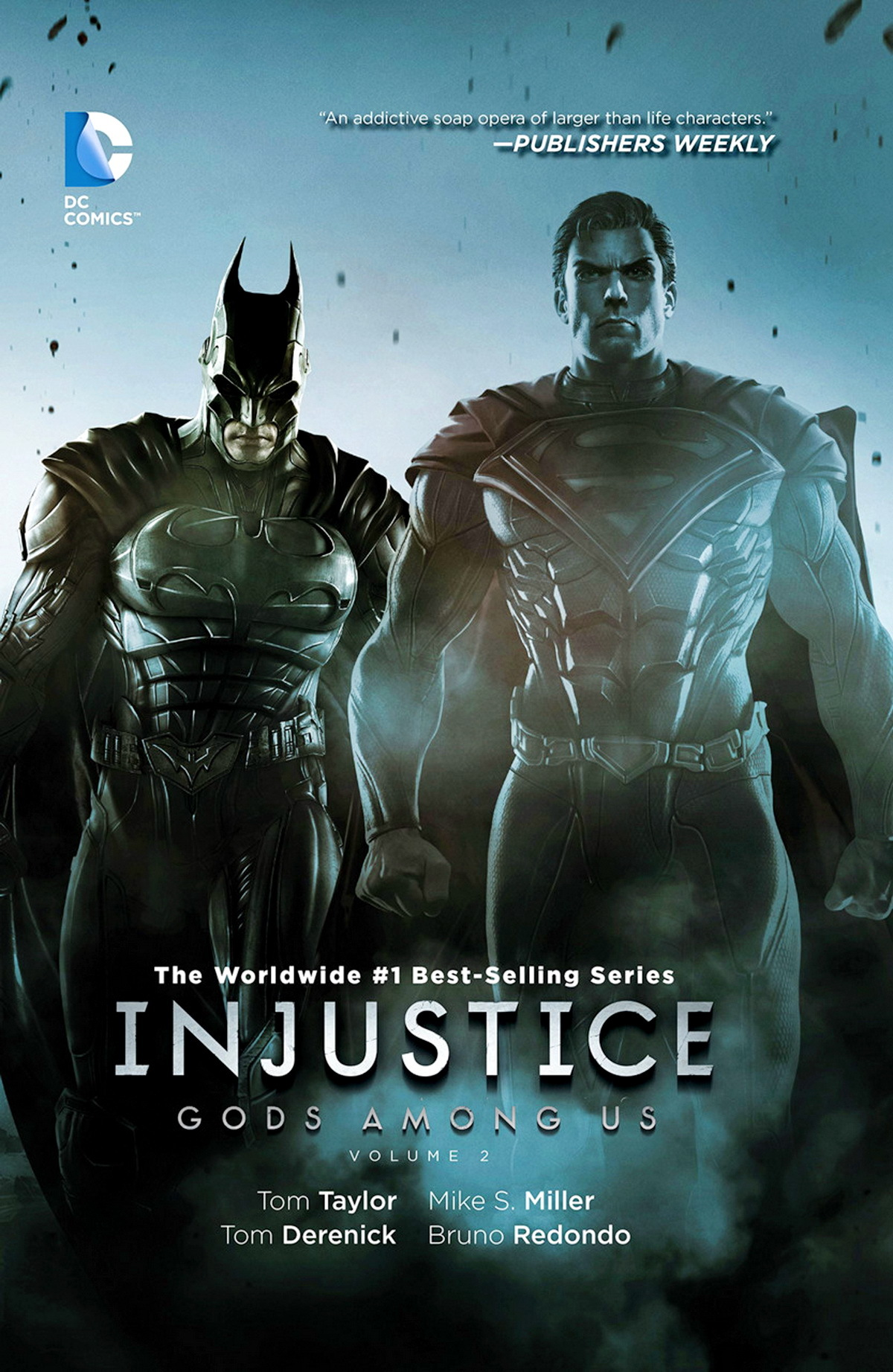 Injustice: Gods Among Us: Year One, Vol. 2