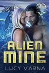 Alien Mine (The Pruxnae, #3)