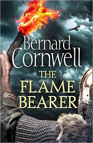 Cover The Flame Bearer (The Saxon Stories, #10) - Bernard Cornwell