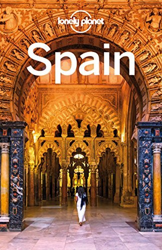 Spain (Lonely Planet Travel Guide)