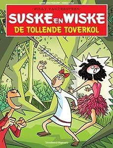 Suske en Wiske: De Tollende Toverkol