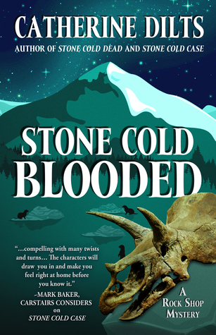 Stone Cold Blooded by Catherine Dilts