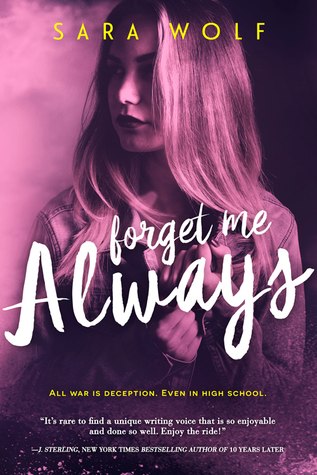 Forget Me Always (Lovely Vicious #2)