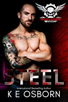 Steel (Satan's Savages MC, #1)