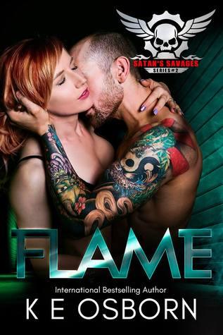 Flame (Satan's Savages MC, #2)