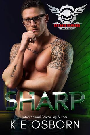 Sharp (Satan's Savages MC, #5)