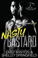Nasty Bastard (Grim Bastards MC, #4)