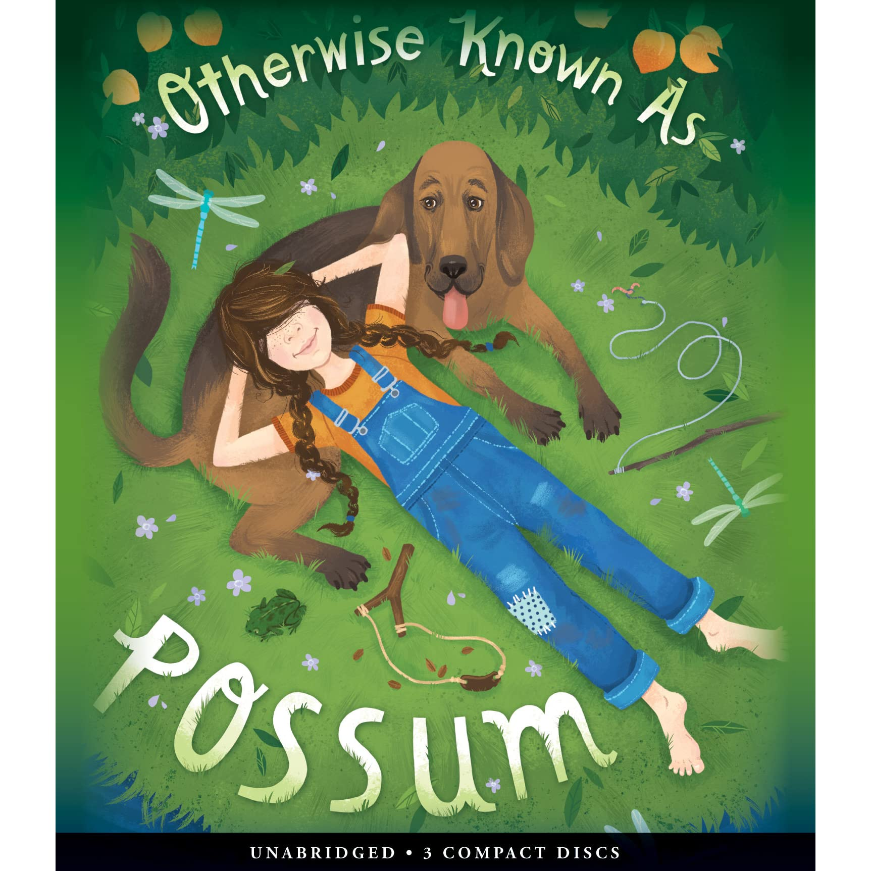 Otherwise Known As Possum by Maria D  Laso