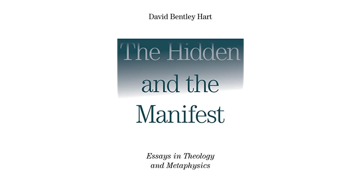 David bentley hart essays