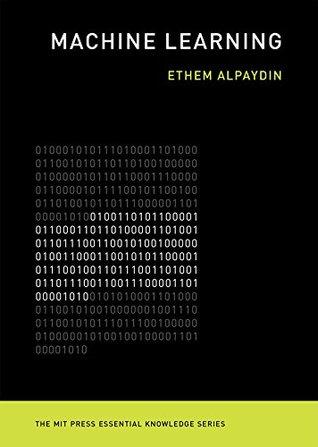 Machine Learning by Ethem Alpaydin
