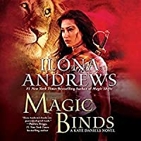 Magic Binds (Kate Daniels, #9)