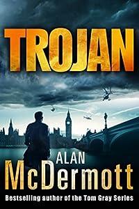 Trojan (Andrew Harvey, #1)