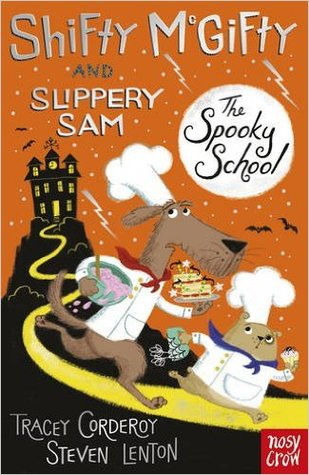 The Spooky School by Tracey Corderoy