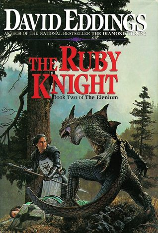 The Ruby Knight (The Elenium #2)