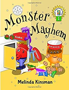 Monster Mayhem: British English Edition - Funny Rhyming Bedtime Story - Picture Book / Early Reader (Ages 3-7) (Top of the Wardrobe Gang Picture Books (British English Series)) (Volume 1)