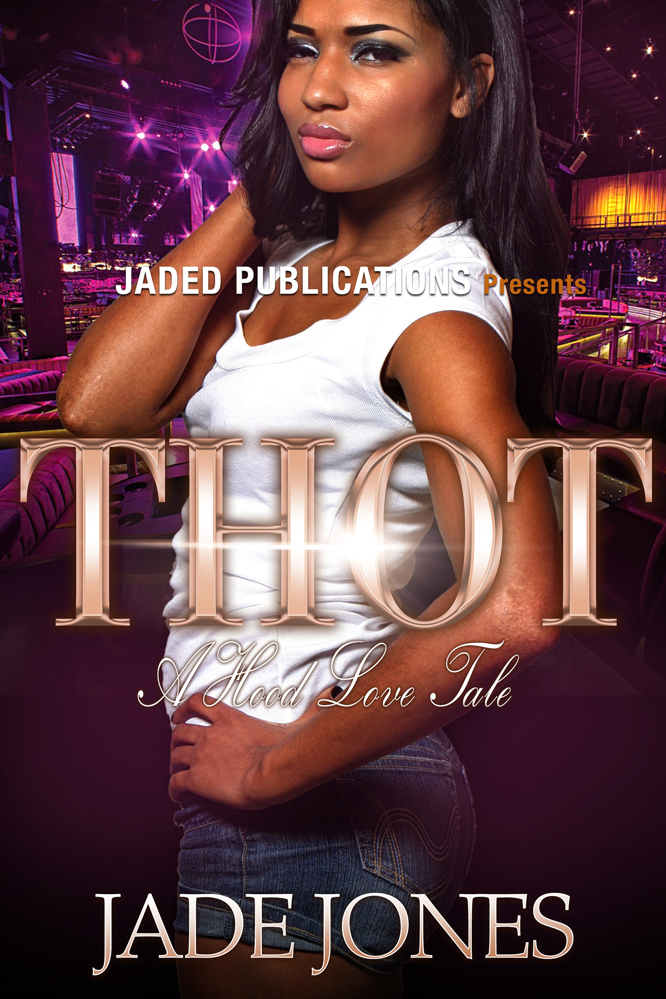 thot a hood love tale by jade jones reviews discussion bookclubs lists. Black Bedroom Furniture Sets. Home Design Ideas