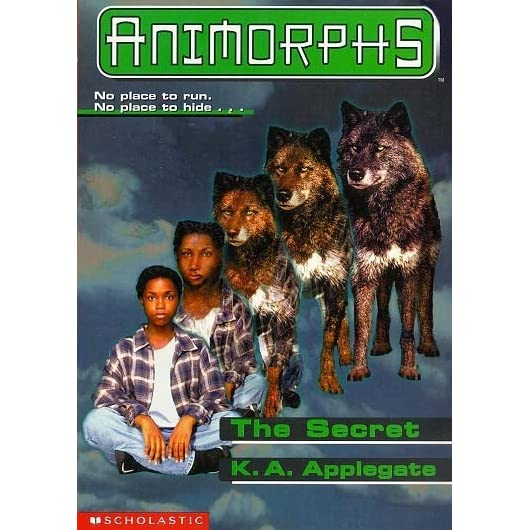 The Secret Animorphs 9 By Ka Applegate