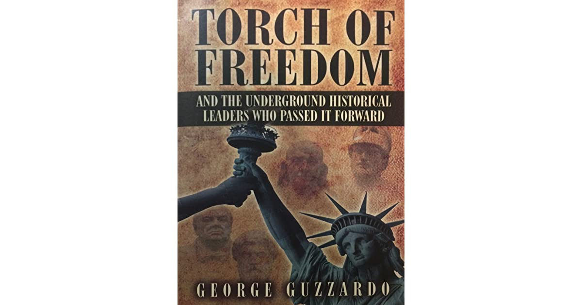 Image result for images of George Guzzardo The Torch of Freedom