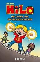 Hilo - Der Junge, der auf die Erde krachte (Hilo #1)