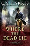 Where the Dead Lie (Sebastian St. Cyr, #12)