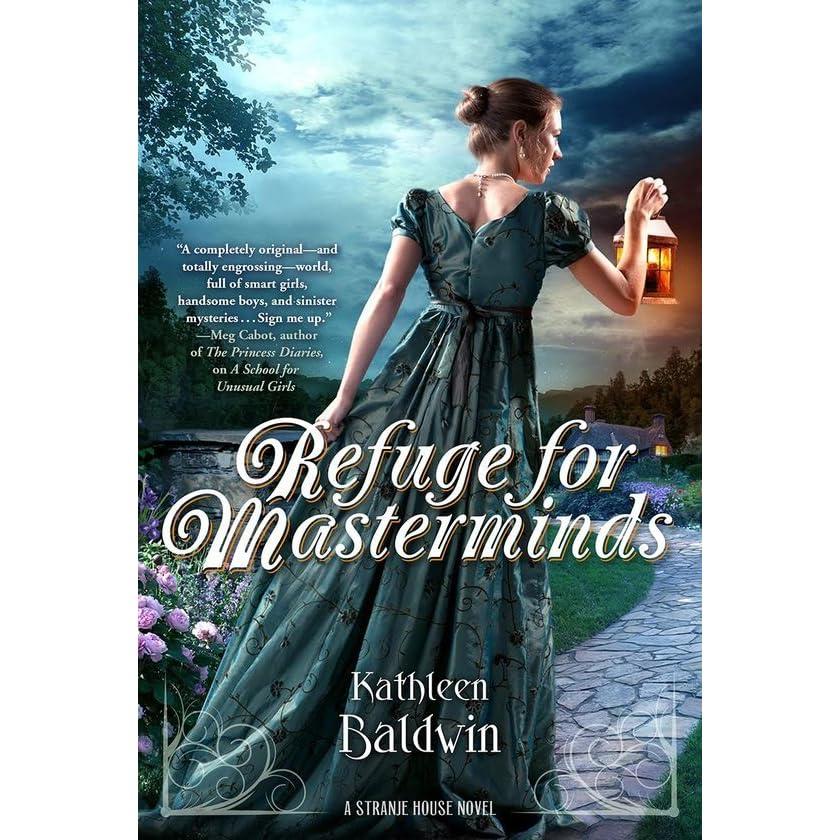 Download Refuge For Masterminds Stranje House 3 By Kathleen Baldwin
