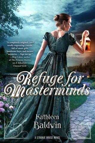 Refuge for Masterminds (Stranje House, #3)