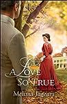 A Love So True (Teaville Moral Society, #2)