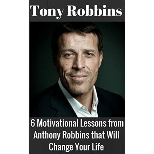 Tony Robbins91 Motivational Quotes Along With 6