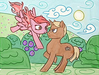 Lovey Dovey and the Business Pony