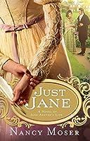 Just Jane (Ladies of History Series, #2)