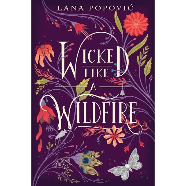 Image result for wicked like wildfire