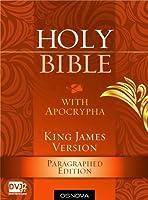 Kindle Bible (KJV with Apocrypha)