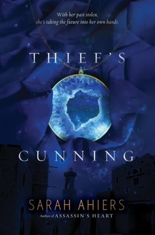 Thief's Cunning (Assassin's Heart #2)