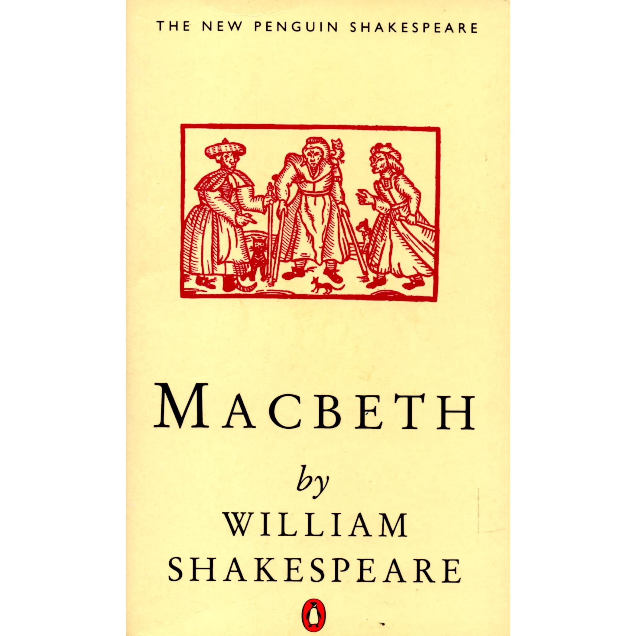 the irony in macbeth by william shakespeare The jacobean play macbeth by william shakespeare is  shakespeare shows these qualities in macbeth but  the language technique of irony is used as.
